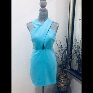Bec & bridge cut out mini dress 4